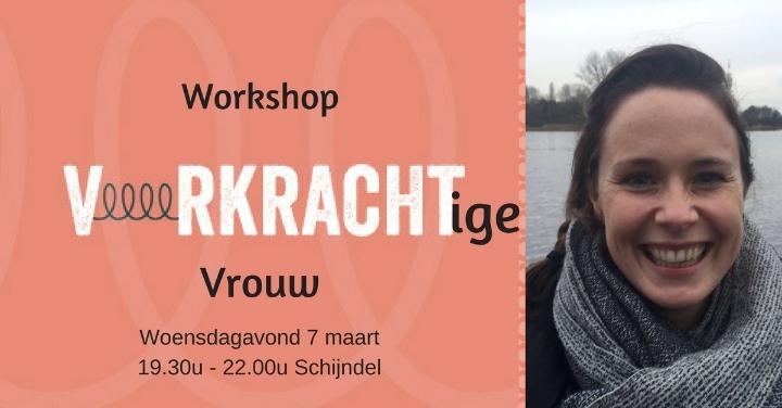 Workshop Veerkrachtige Vrouw