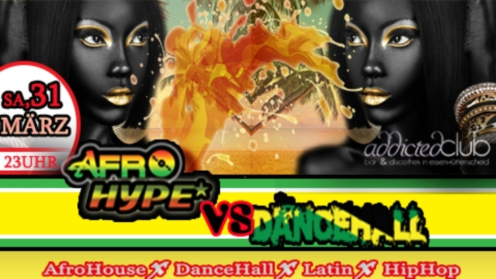 AFRO HYPE meets DANCEHALL / RnB