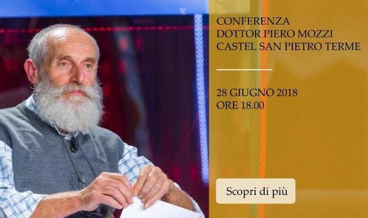 Dottor. Piero Mozzi | Conferenza a Castel San