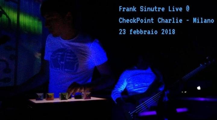 CPC Live: Frank Sinutre