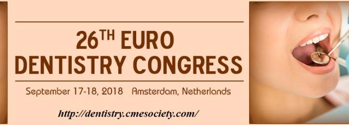 26th Euro Dentistry Congress