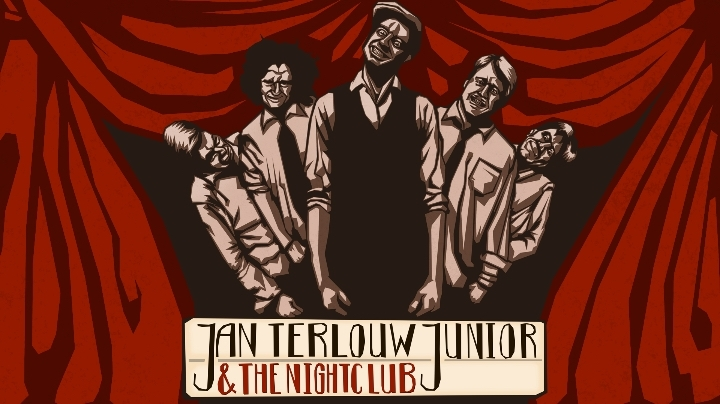 Jan Terlouw Junior & The Nightclub