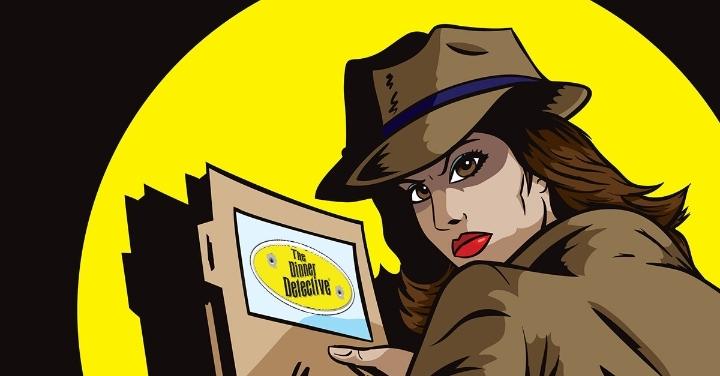 The Dinner Detective Interactive Murder Myste