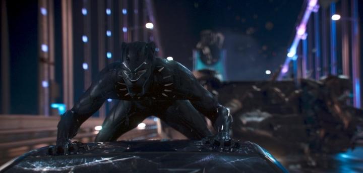 [FREE-2-WATCH] Black Panther (2018) Full Movi
