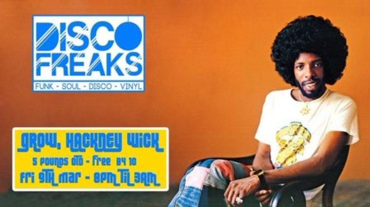 Disco Freaks // Funk, Soul & Disco Fever // H