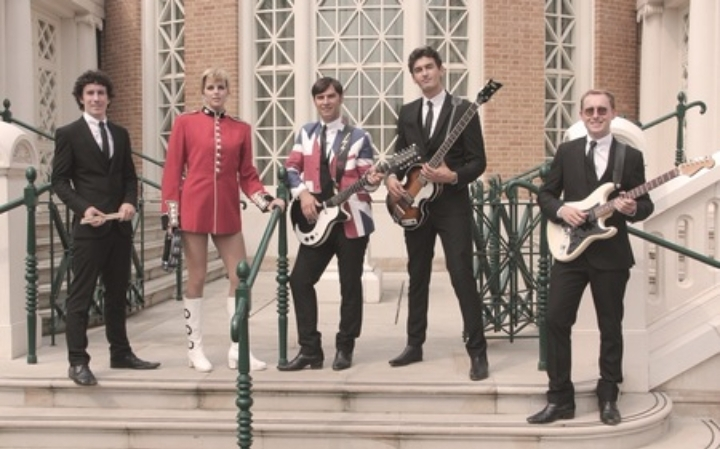 Sounds of the 60s at The Plaza in Romsey Sat
