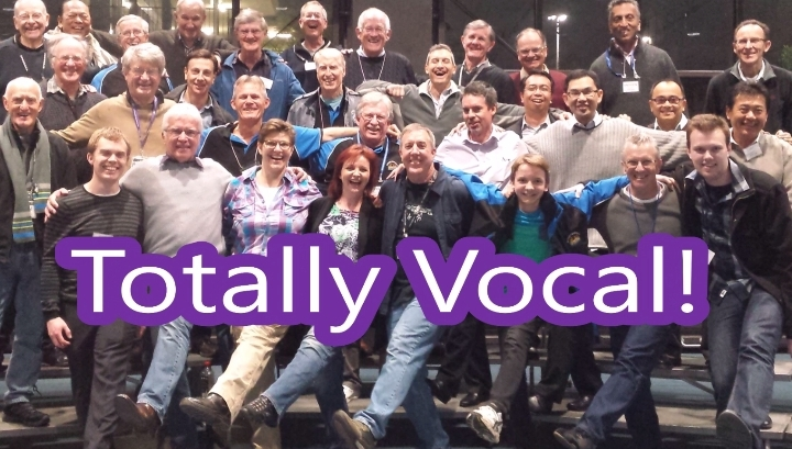 Totally Vocal Harmony Course