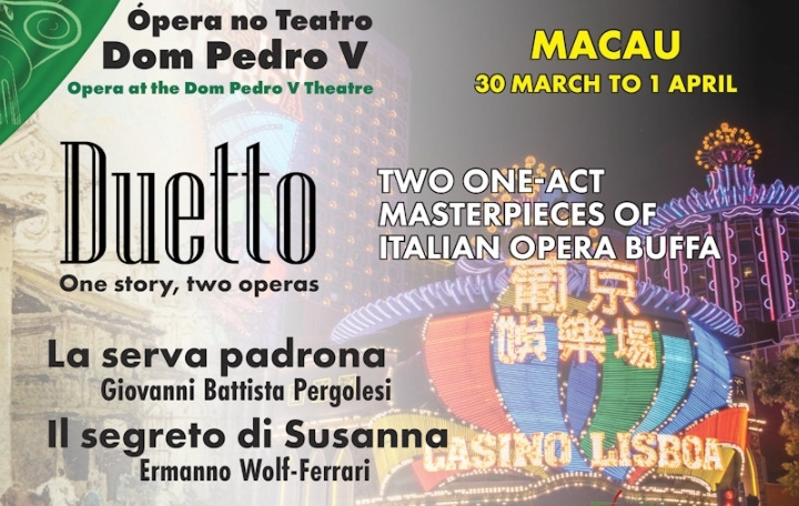 DUETTO - A comic operas double-bill