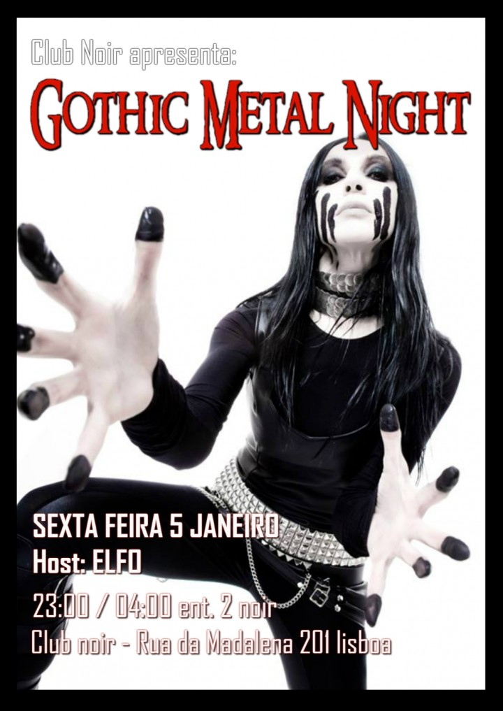 Gothic Metal Night