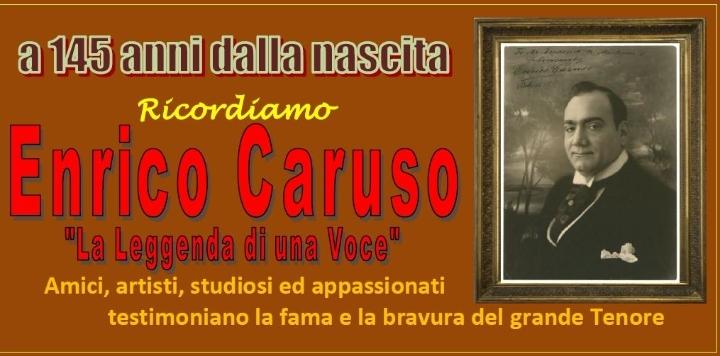 Enrico Caruso - La leggenda di una voce
