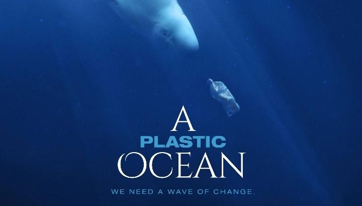 A Plastic Ocean film British Science Week screening