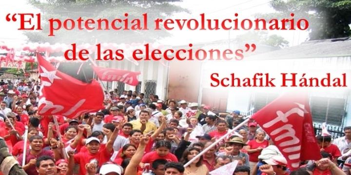 EL POTENCIAL REVOLUCIONARIO DE LAS ELECCIONES