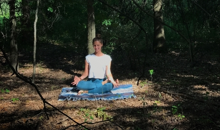 Streamside Meditation at Whittemore Preserve