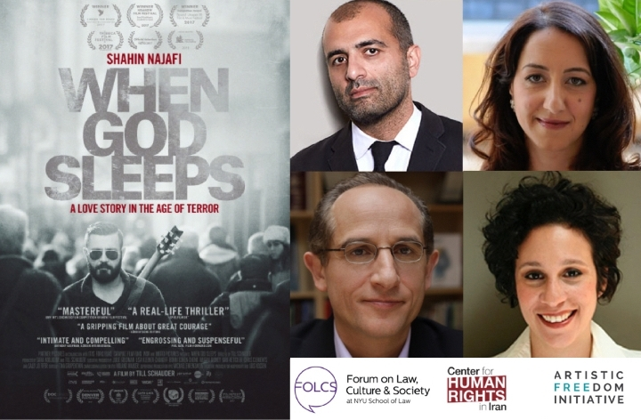 When God Sleeps - Film Screening & Discussion