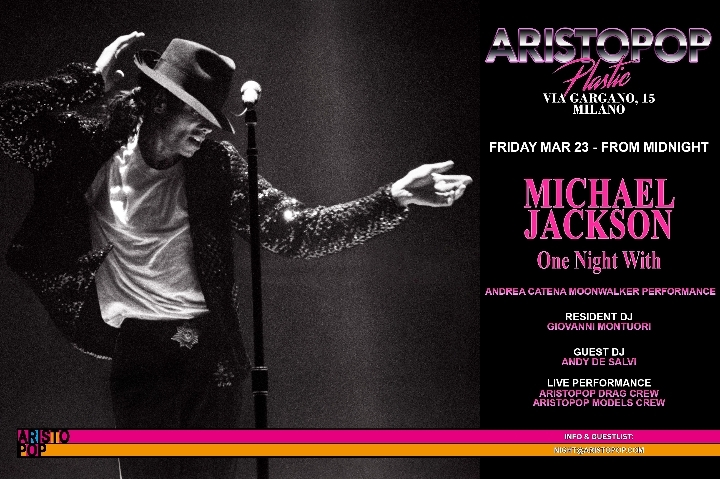 AristoPop Michael Jackson Night