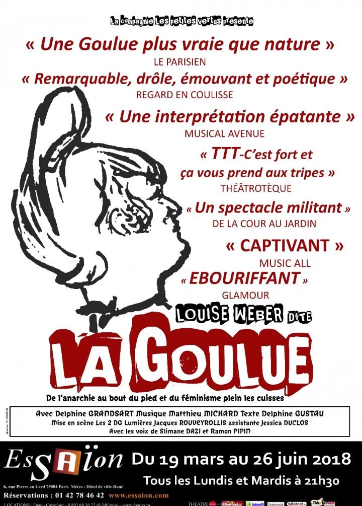 Théâtre Musical Louise Weber dite La Goulue