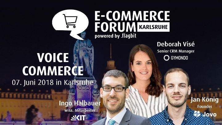 33. E-Commerce Forum Karlsruhe