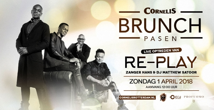 Cornelis Brunch & after party