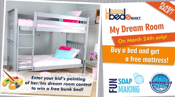 Dream Room Kids Painting Competition