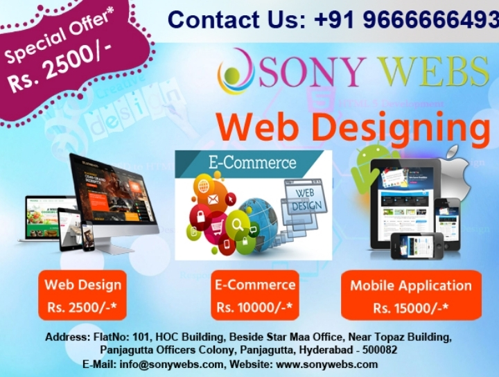 Best Website Design Company In Hyderabad Low Cost Web Design Company In India 13 Mar 2018