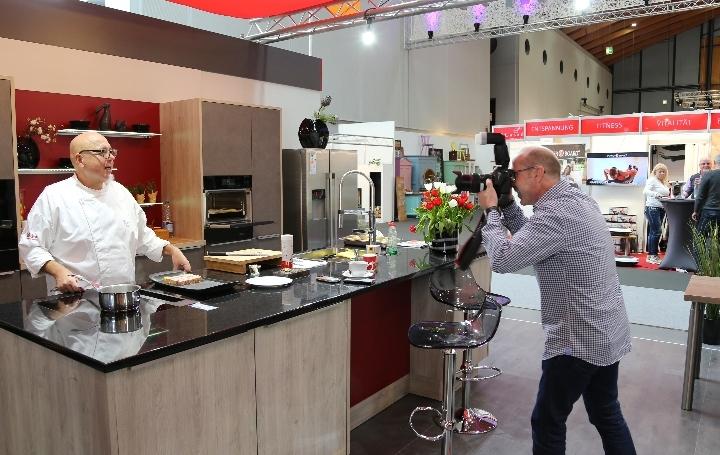 Grimm Küchen auf der INVENTA in Karlsruhe