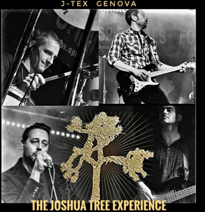 The Joshua Tree U2 Experience, Venerdì 16 marzo live @ Blue Seagull Pub, Chiavari - Festa di San Patrizio, ore 22.00