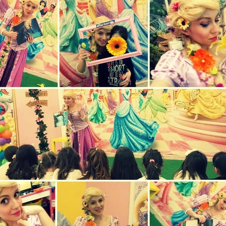 Una storia oltre le pagine  Rapunzel