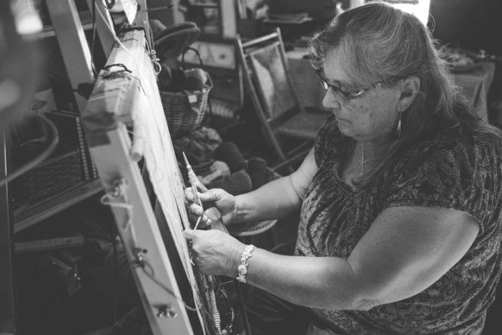 Weaving Demonstration with Linda Rhynard