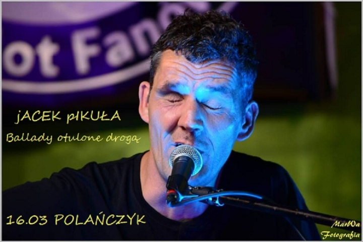 Jacek Pikuła-Ballady otulone drogą