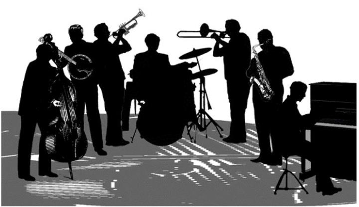 JAZZmi: Die DT-Jazzband im Café CoCo