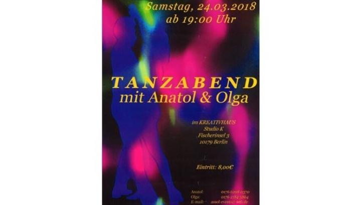 Tanzabend mit Anatol & Olga