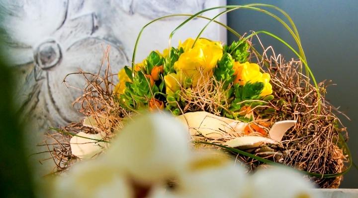 Seminar: Florale Nester