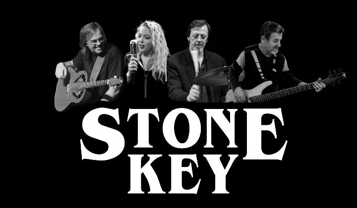Stone Key Live! - Bar L'épicentre / Papoose p