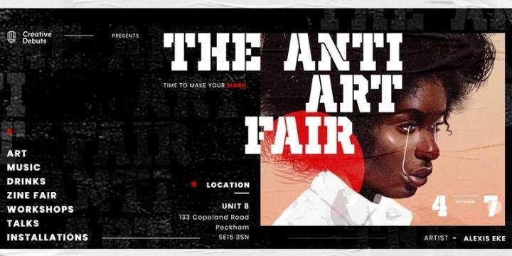 The Anti Art Fair