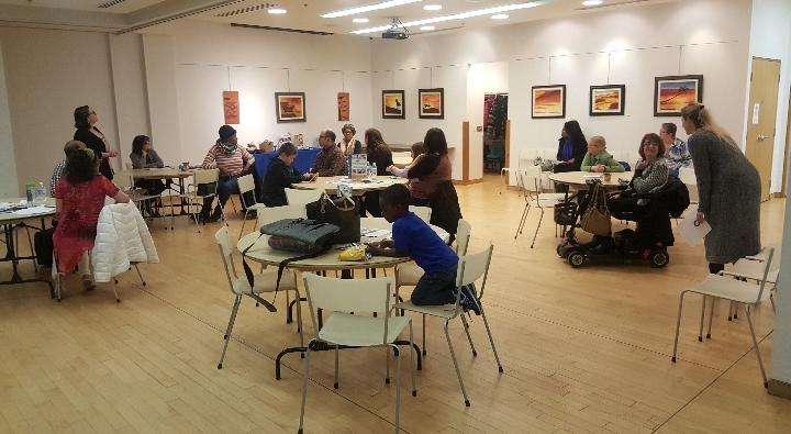 Yoga Support Group Educational Workshop