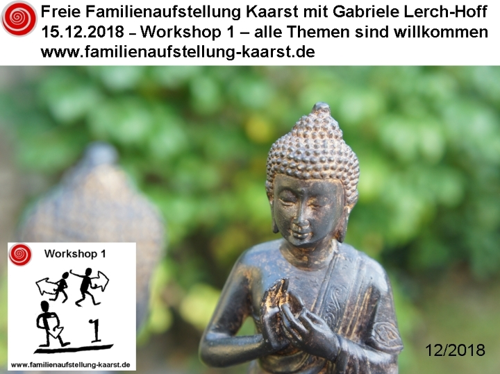 Freie Familienaufstellung Kaarst   Workshop 1