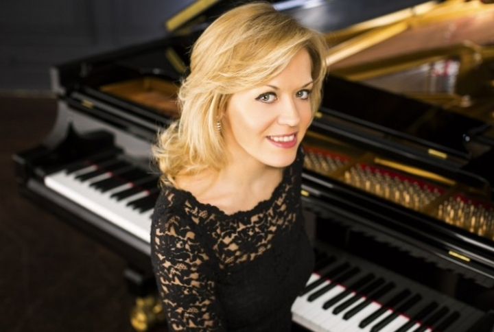 Olga Kern, International Piano Superstar and