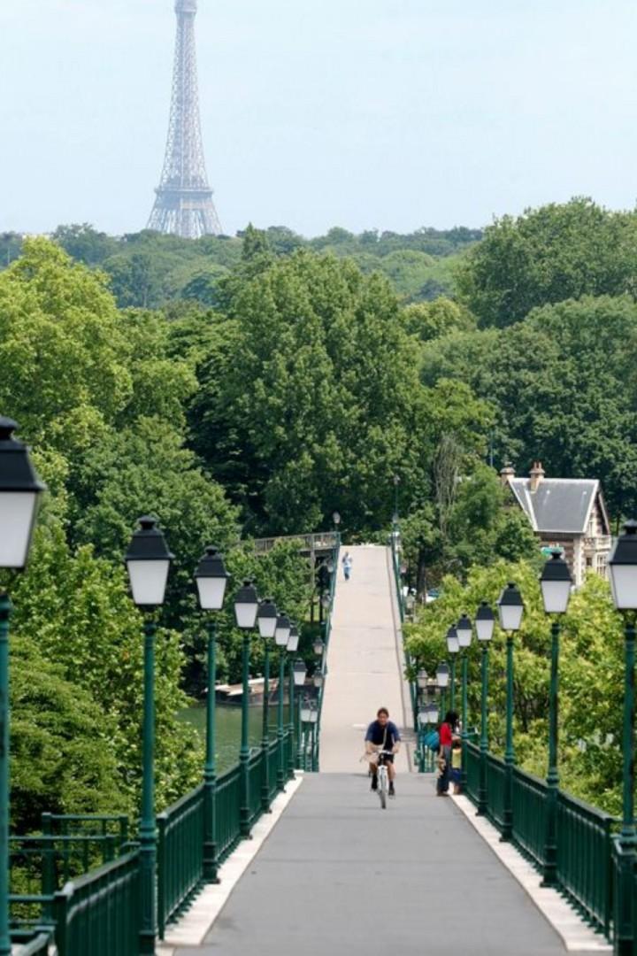 Randonnée Versailles / Paris