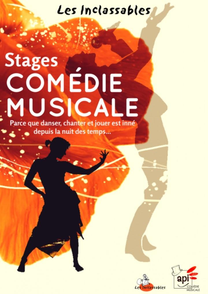 Stages de comédie musicale et chœurs à Paris