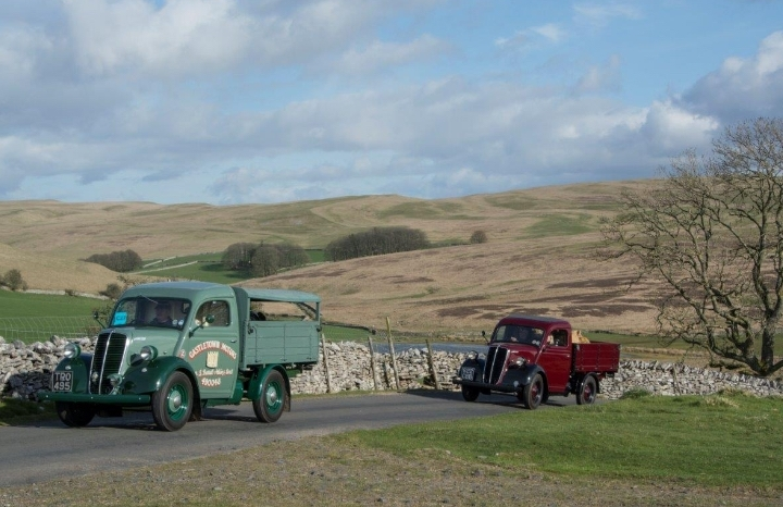 20th Cumbria Easter Rally