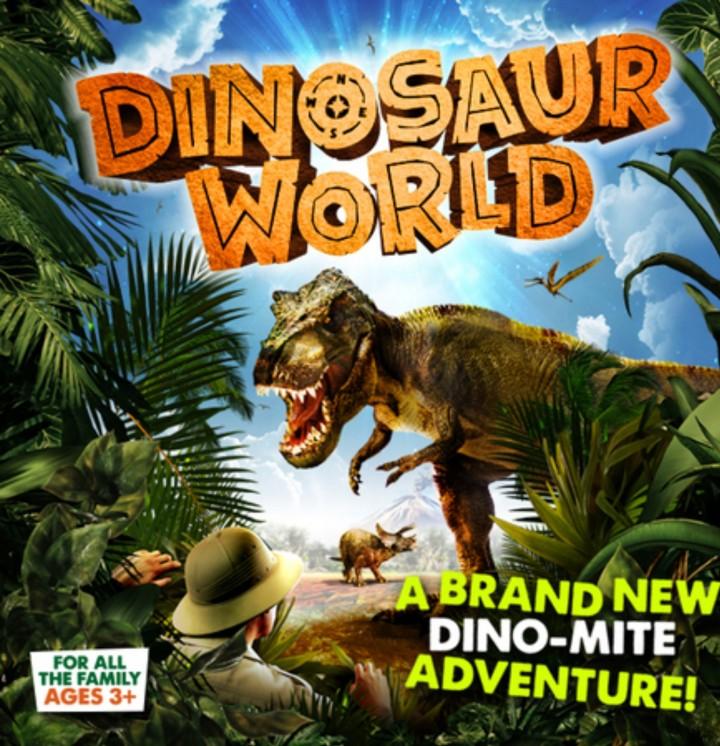 Dinosaur World Live at Blackpool Grand Theatr