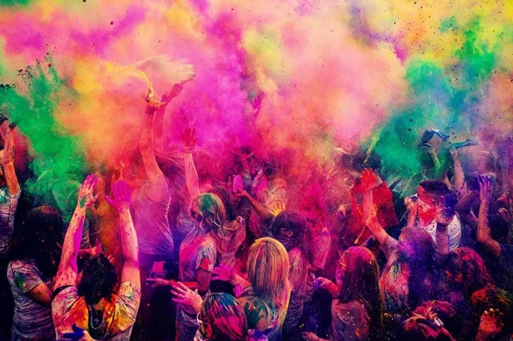SATURDAY APRIL 14TH : HOLI IN THE CITY - A FE