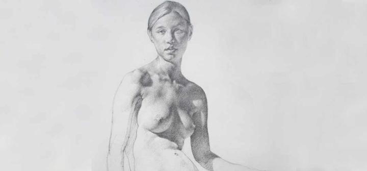 'Workshop di disegno del nudo dal vero 21 e 2