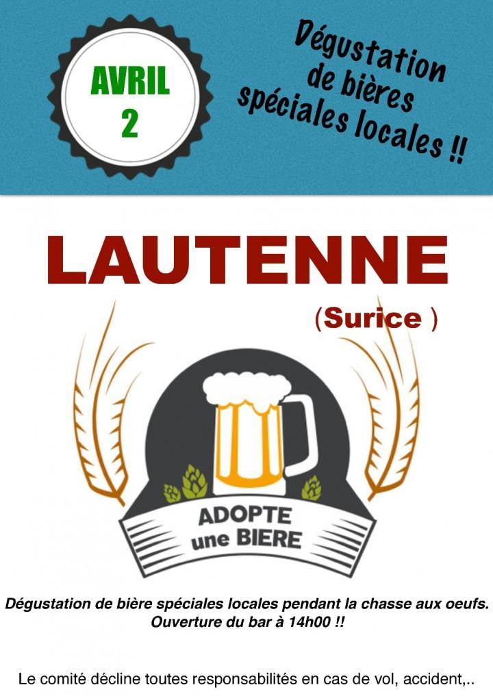 Dégustation de bières spéciales locales