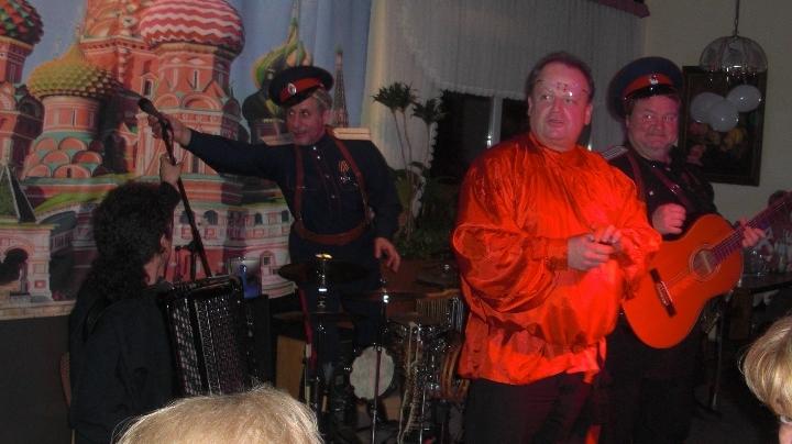 Russischer Abend mit Andrej Rostow und seinen
