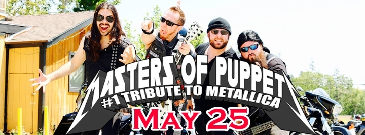 Masters Of Puppets Feat. The North