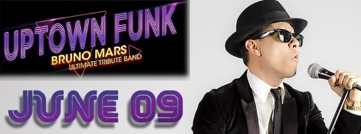 Uptown Funk: Bruno Mars Tribute Band