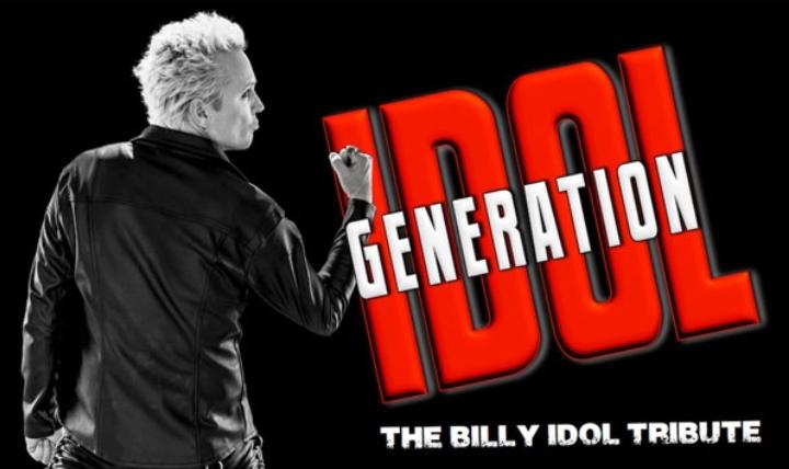 Billy Idol Tribute Generation Idol live @ Clu