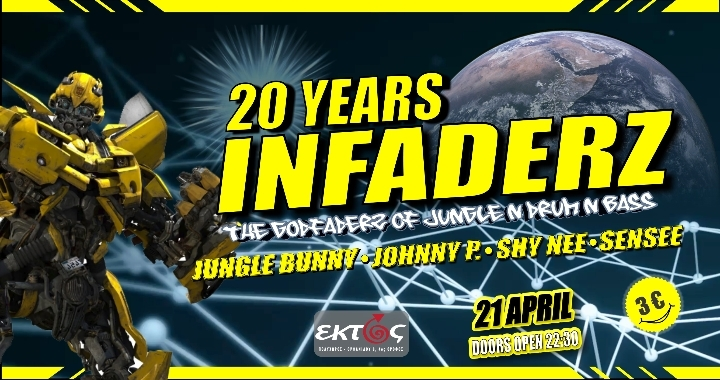 20 Years Infaderz