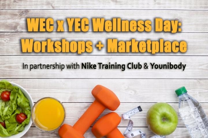 Wellness Day: Workshops + Marketplace